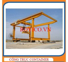 Cổng Trục Container