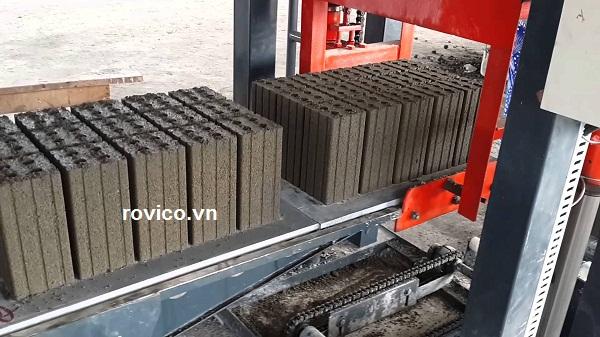 Lưu ý về máy ép gạch không nung thủ công